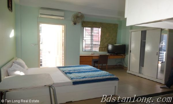 Studio apartment for rent in Hoang Ngan street, Cau Giay district, Hanoi 3