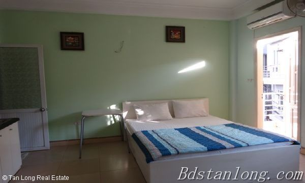 Studio apartment for rent in Hoang Ngan street, Cau Giay district, Hanoi 4