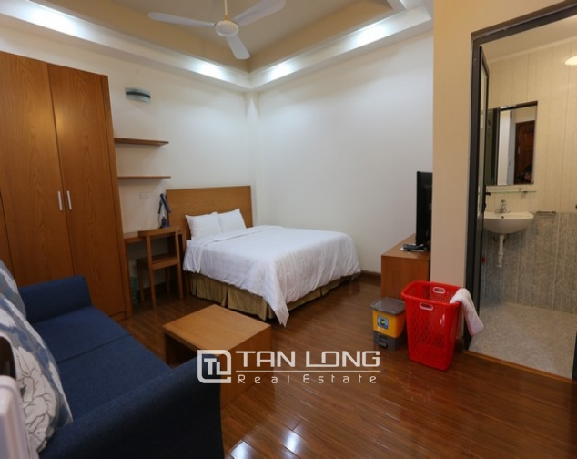 Studio apartment with nice decoration for rent in Duy Tan, Cau Giay, Hanoi 2