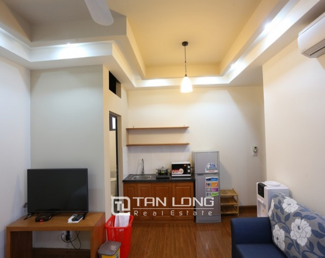 Studio apartment with nice decoration for rent in Duy Tan, Cau Giay, Hanoi 4