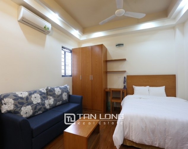 Studio apartment with nice decoration for rent in Duy Tan, Cau Giay, Hanoi 5