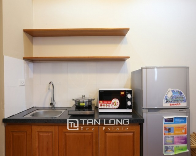 Studio apartment with nice decoration for rent in Duy Tan, Cau Giay, Hanoi 6