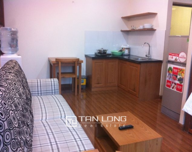 Studio for rent in Cau Giay dist, bright and tidy 3