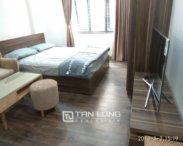 Studio for rent on Huynh Thuc Khang street, Dong Da 2