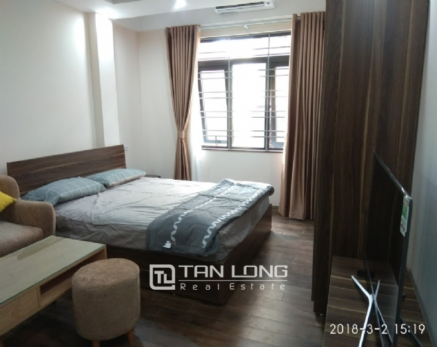 Studio for rent on Huynh Thuc Khang street, Dong Da 3