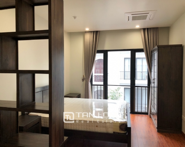Studio for rent on Xuan Dieu street, Tay Ho district! 2
