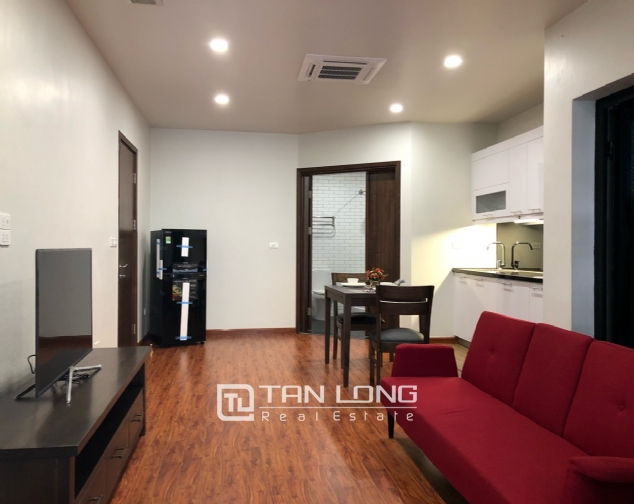 Studio for rent on Xuan Dieu street, Tay Ho district! 5