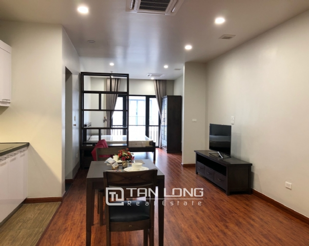 Studio for rent on Xuan Dieu street, Tay Ho district! 7