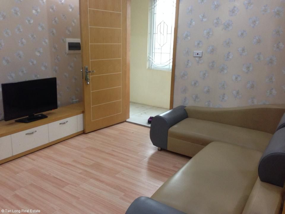 Studio served as serviced apartment for rent in Ngoc Lam, Long Bien district, Hanoi. 2