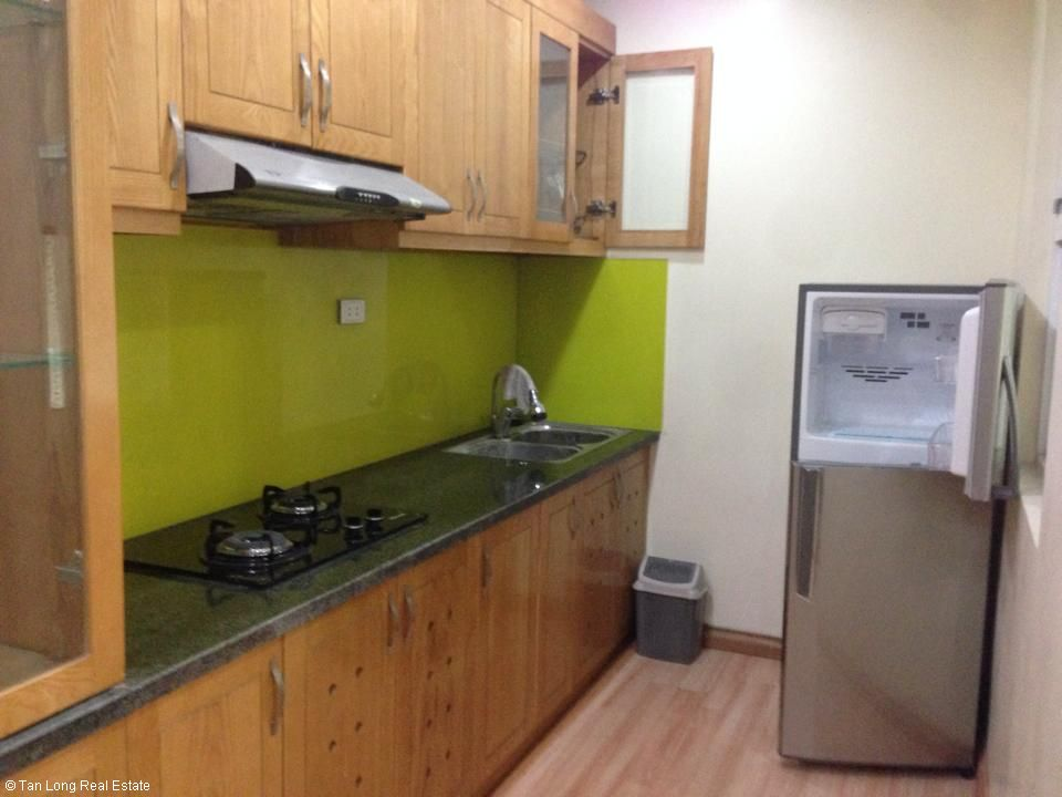 Studio served as serviced apartment for rent in Ngoc Lam, Long Bien district, Hanoi. 3