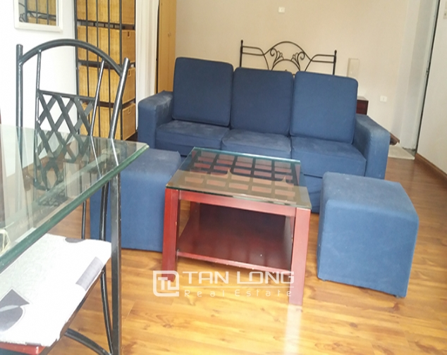 Studio serviced apartment in Ha Hoi, Dong Da, full of natural light 1