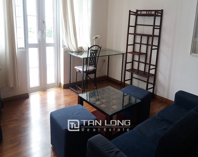 Studio serviced apartment in Ha Hoi, Dong Da, full of natural light 3