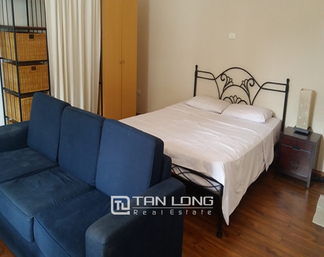 Studio serviced apartment in Ha Hoi, Dong Da, full of natural light 4