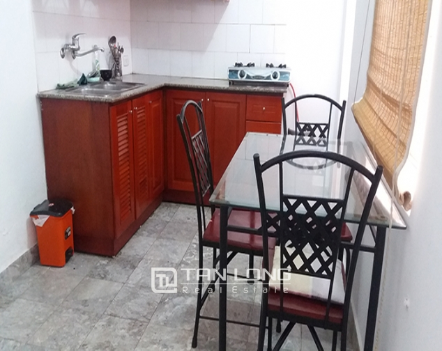 Studio serviced apartment in Ha Hoi, Dong Da, full of natural light 6
