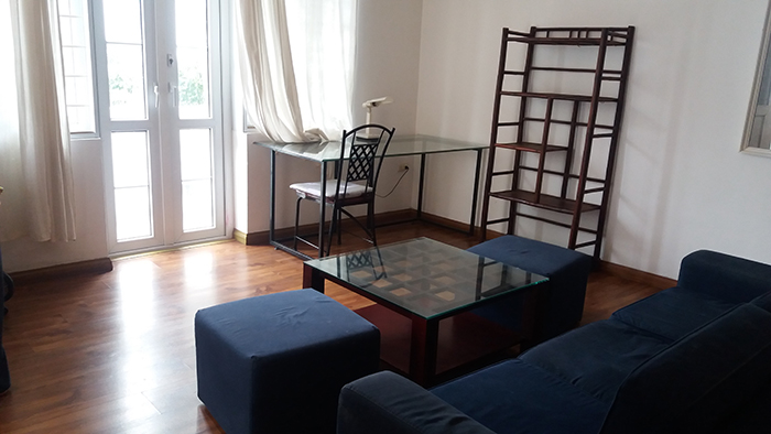 Studio serviced apartment in Ha Hoi, Dong Da, full of natural light
