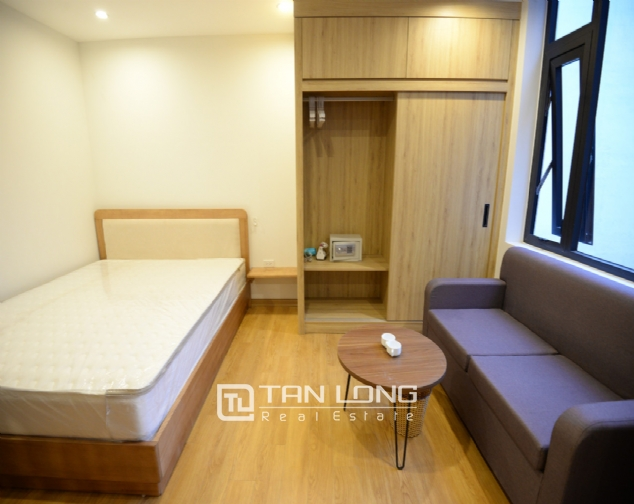 Studio with Japanese style for rent on Linh Lang street, Ba Dinh 2
