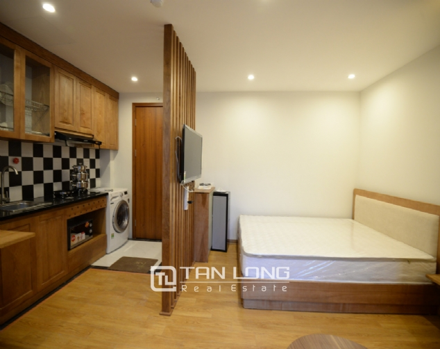 Studio with Japanese style for rent on Linh Lang street, Ba Dinh 5