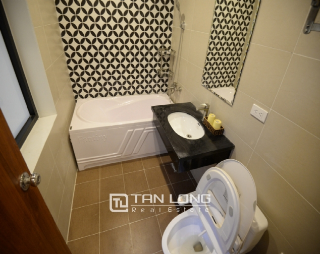 Studio with Japanese style for rent on Linh Lang street, Ba Dinh 7