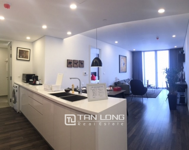 Stunning 1 bedroom serviced apartment for rent at Somerset West Point Hanoi Tay Ho area 6