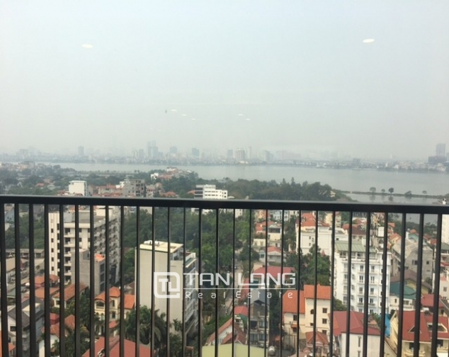 Stunning 1 bedroom serviced apartment for rent at Somerset West Point Hanoi Tay Ho area 9