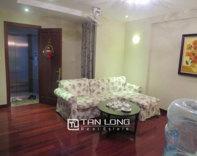 Stunning 2 bedroom apartment to rent in Hai Ba Trung, Hoan Kiem district, full of modern furniture 3