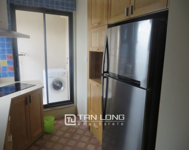 Stunning 2 bedroom apartment to rent in Hai Ba Trung, Hoan Kiem district, full of modern furniture 7