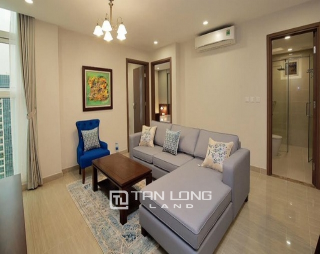 Stunning golf view 3 bedroom apartment for rent in L tower The Link Ciputra 1