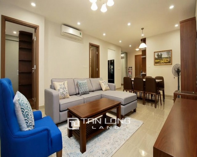 Stunning golf view 3 bedroom apartment for rent in L tower The Link Ciputra 2