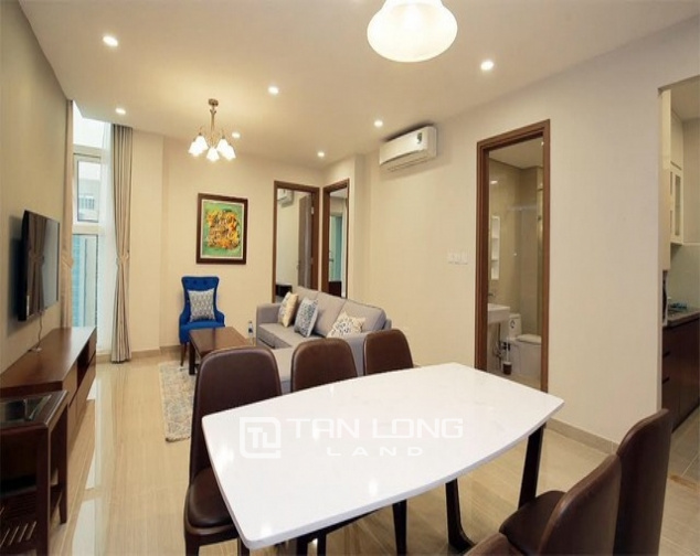 Stunning golf view 3 bedroom apartment for rent in L tower The Link Ciputra 3