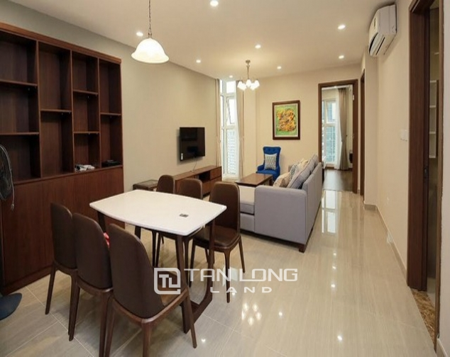 Stunning golf view 3 bedroom apartment for rent in L tower The Link Ciputra 4