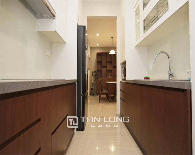 Stunning golf view 3 bedroom apartment for rent in L tower The Link Ciputra 5