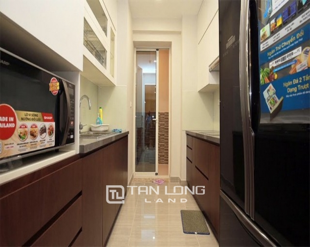 Stunning golf view 3 bedroom apartment for rent in L tower The Link Ciputra 6