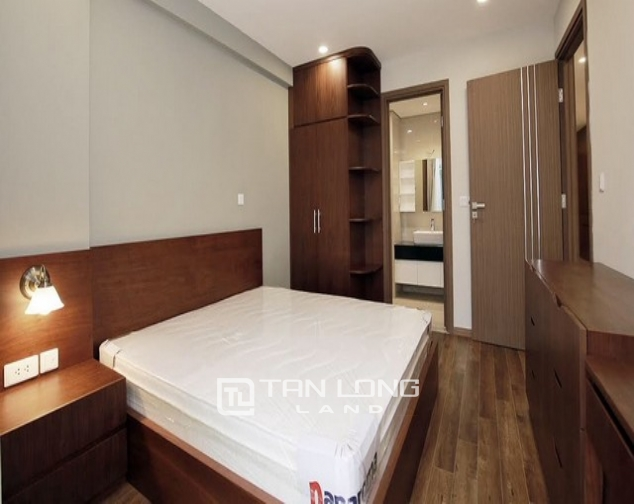 Stunning golf view 3 bedroom apartment for rent in L tower The Link Ciputra 9