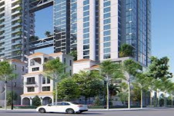Sunshine Crystal River Ciputra Urban Area, New Standard For Super Luxury Ch Duplex