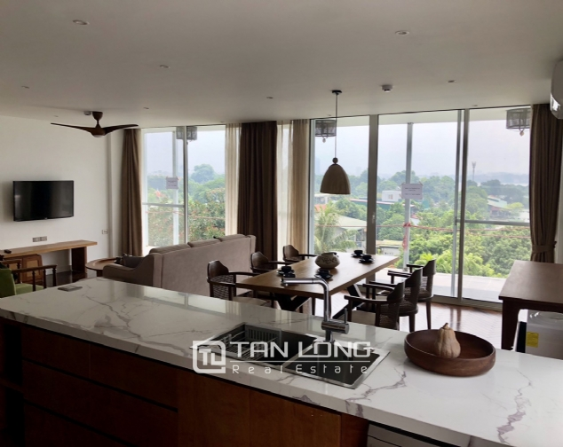 Super awesome apartment for lease in Xom Chua, Dang Thai Mai street, Tay Ho distr 5