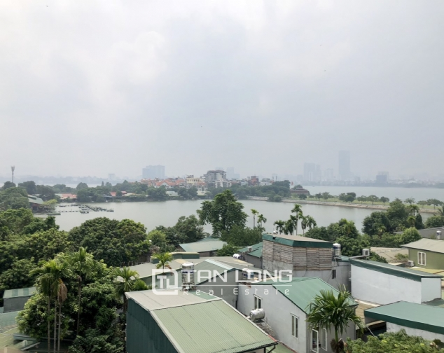 Super awesome apartment for lease in Xom Chua, Dang Thai Mai street, Tay Ho distr 6