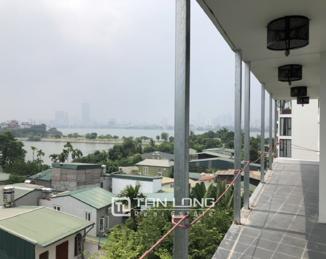 Super awesome apartment for lease in Xom Chua, Dang Thai Mai street, Tay Ho distr 8