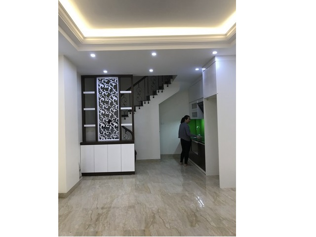Super brand new 3 bedroom house for rent in Ngoc Thuy street Long Bien district near Old quater