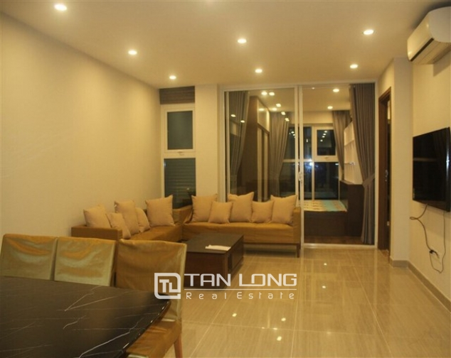 Super brand new and full furnished 3 bedroom apartment for rent in L3 buidling, Ciputra, Ha Noi 1
