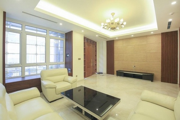 Super brand new villa for rent in K5 zone Ciputra Tay Ho Ha Noi