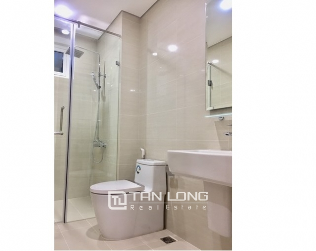 Super brandnew and modern 3 bedroom apartment for rent in L3 The Link Ciputra 10