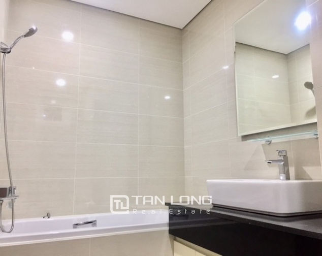 Super brandnew and modern 3 bedroom apartment for rent in L3 The Link Ciputra 9