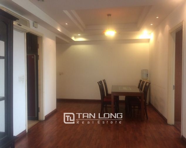 SUPER bright and cozy 4 bedroom apartment for rent with full furnishing in E5 building, Ciputra, Ha Noi 1