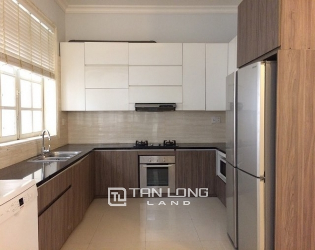 Super bright and modern villa for rent in D1 zone Ciputra urban area 7