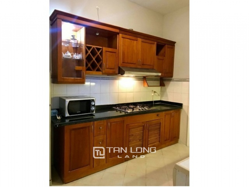 Super cheap and furnished 3 bedroom apartment for rent in E1 tower Ciputra Tay Ho 1