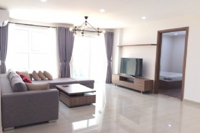 Super modern and new 3 bedroom furnished apartment for rent in L3 The Link Ciputra Tay Ho