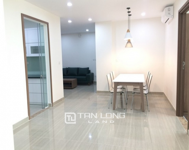 Super modern and new 3 bedroom furnished apartment for rent in L3 The Link Ciputra Tay Ho 3