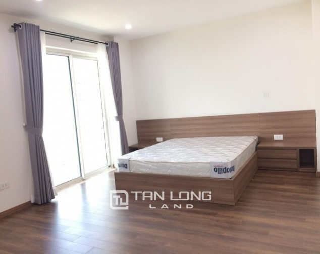 Super modern and new 3 bedroom furnished apartment for rent in L3 The Link Ciputra Tay Ho 7