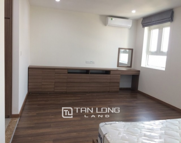 Super modern and new 3 bedroom furnished apartment for rent in L3 The Link Ciputra Tay Ho 8