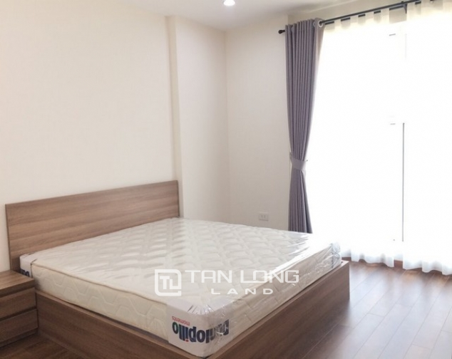 Super modern and new 3 bedroom furnished apartment for rent in L3 The Link Ciputra Tay Ho 9